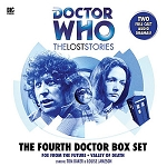 The Lost Stories: The Fourth Doctor Box Set