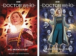 Titan Thirteenth Doctor: The Many Lives of Doctor Who (Graphic Novel)