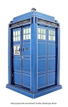 Metal Earth TARDIS Laser Cut Metal Model Kit
