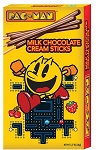 Pac-Man Milk Chocolate Cream Sticks