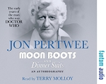AudioBook: Jon Pertwee: Moon Boots and Dinner Suits