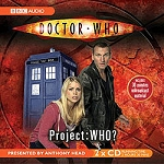 Doctor Who: Project: WHO? (CD)