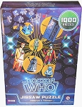 Doctor Who Retro Puzzle: Characters