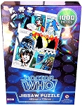 Doctor Who Retro Puzzle: Comic