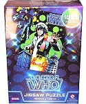 Doctor Who Retro Puzzle: Tom Baker