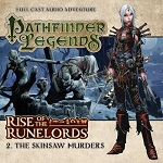 Rise of the Runelords: 02. The Skinsaw Murders