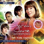 Sarah Jane Adventures: The Time Capsule (OOP)