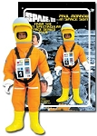 Space 1999 Figure: Paul Morrow in Space Suit