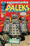 Doctor Who Poster: Daleks Comic