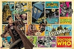 Doctor Who Poster: Comic Strip