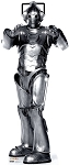 Standee: Cyberman (Shipping Included in Price) - CONTINENTAL USA ONLY