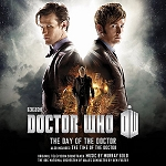 Doctor Who: The Day of the Doctor/The Time of the Doctor Soundtrack