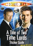 A Tale of Two Time Lords Sticker Guide