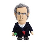 Talking Twelfth Doctor Plush