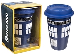 TARDIS Ceramic Travel Mug