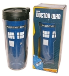Doctor Who TARDIS Lidded Flask