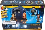 Doctor Who TARDIS Mini Set Micro Figures