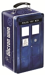 Doctor Who TARDIS-Shaped Tin Tote