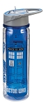 TARDIS 18 oz Tritan Water Bottle