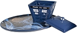 Doctor Who TARDIS Soup and Sandwich Vortex