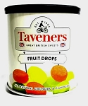 Taveners Fruit Drops (200g Tin)