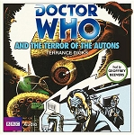 Doctor Who: The Terror of the Autons (CD, Target)