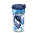 Doctor Who 16oz TARDIS Tumbler with Lid