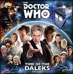 Doctor Who Time of the Daleks Boardgame