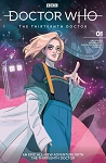 Titan Thirteenth Doctor, Issue 1