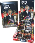 Topps Doctor Who Timeless Trading Cards Pack (8 Cards)