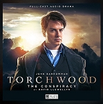 Torchwood: 1.01. The Conspiracy (CD)