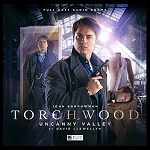 Torchwood: 1.05. Uncanny Valley (CD)