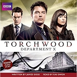 AudioBook: Torchwood, Department X