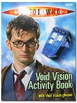 10th Doctor Void Vision Activity Book