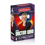 Doctor Who 12th Doctor Playing Cards