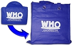 WhoNA Foldable Tote Bag
