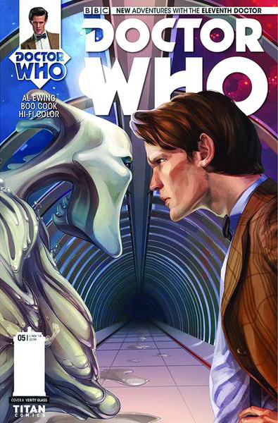 Doctor Who Comic: Eleventh Doctor, Issue 05