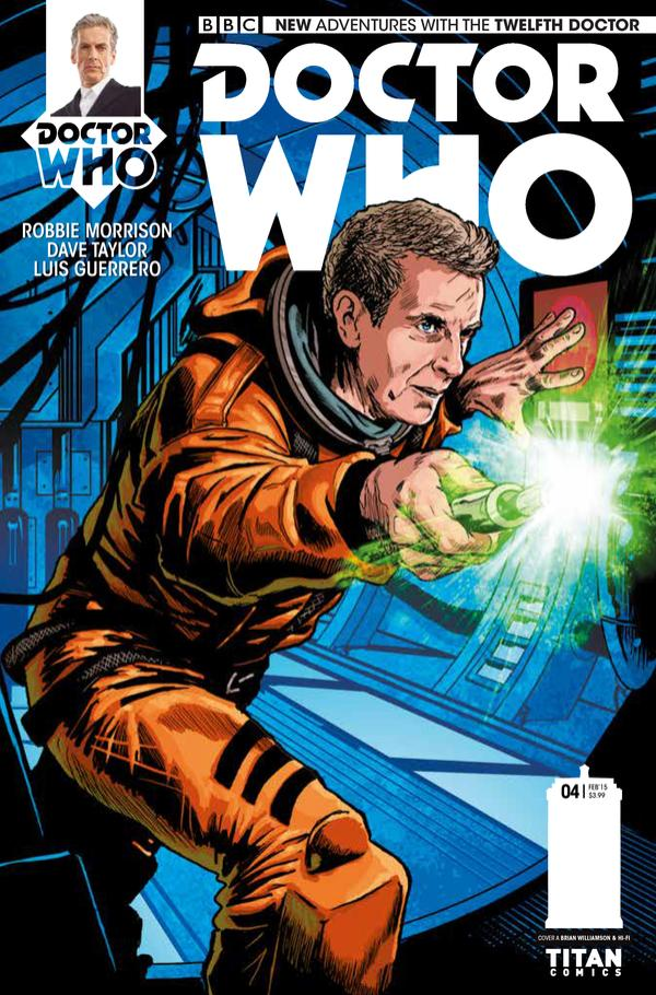 Doctor Who Comic: Twelfth Doctor, Issue 04