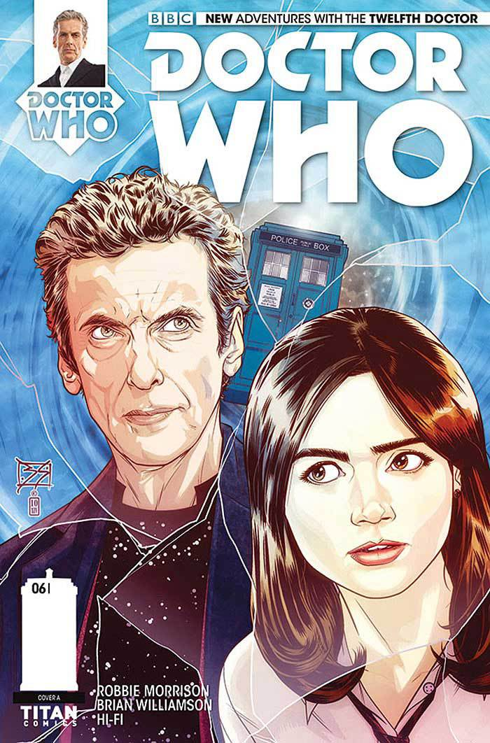 Doctor Who Comic: Twelfth Doctor, Issue 06