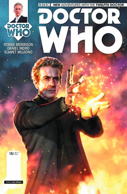 Doctor Who Comic: Twelfth Doctor, Issue 15
