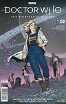 Titan Thirteenth Doctor, Issue 3