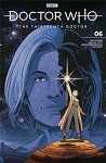 Titan Thirteenth Doctor, Issue 6