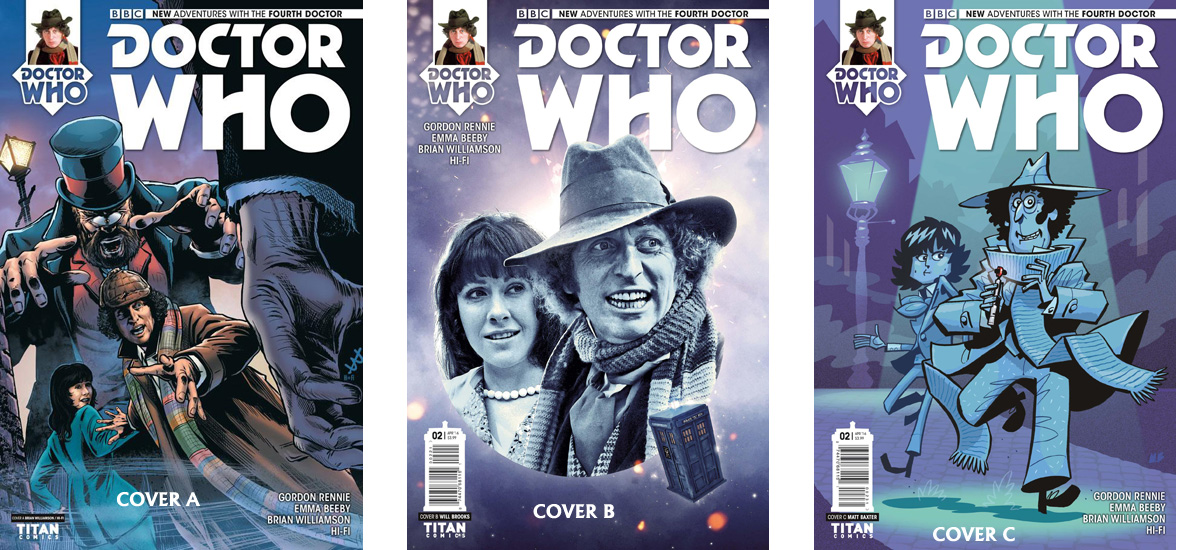Doctor Who Comic: Fourth Doctor, Issue 02