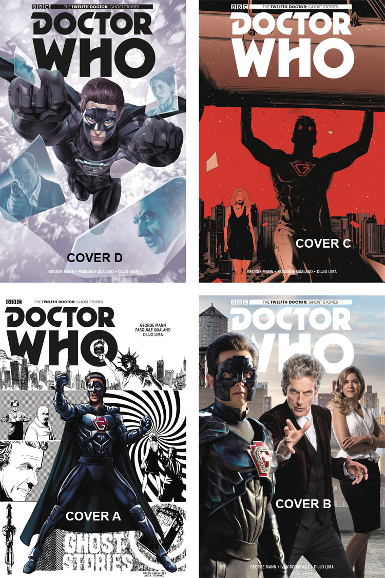 Doctor Who Comic: Twelfth Doctor, Ghost Stories, Issue 2