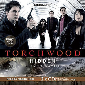 AudioBook: Torchwood, Hidden