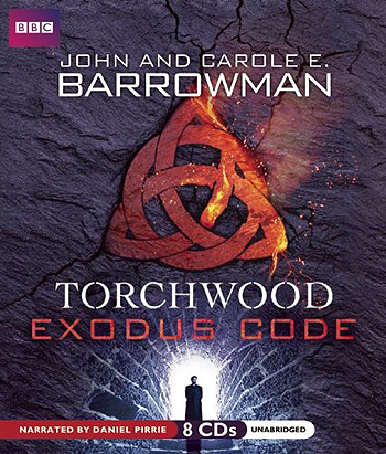 AudioBook: Torchwood, Exodus Code