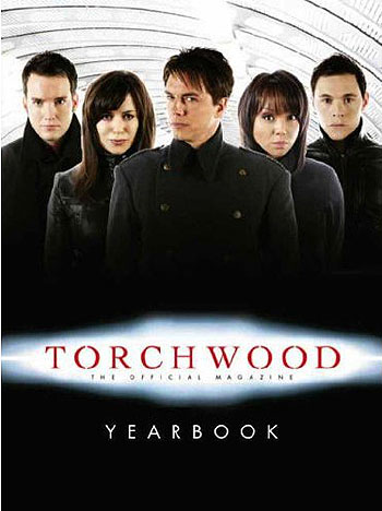 Torchwood The Official Yearbook (2009)