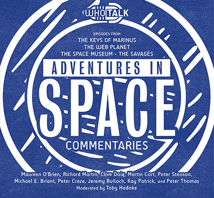 WhoTalk: Adventures in Space Commentary