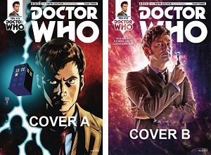 Doctor Who Comic: Tenth Doctor, Year 3, Issue 12