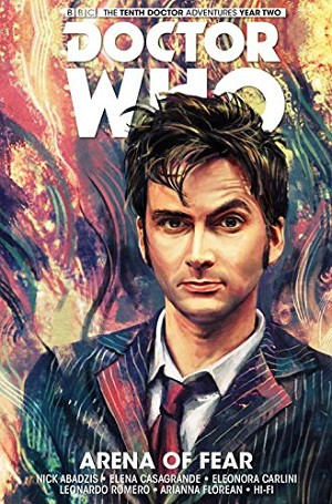 Doctor Who (10th Doctor, #5): Arena of Fear (Softcover)
